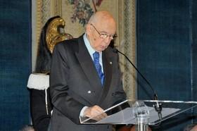 """Giorgio Napolitano: """"La crisi era a un punto limite"""""""