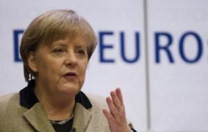 Merkel: riforme strutturali che portino alla creazione di piu' posti di lavoro