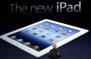 iPad 3: sbarca sul mercato il nuovo gioiellino Apple, in Italia il 23 marzo