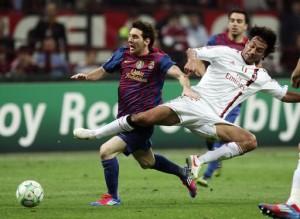 Champions League: il Barça denuncia lo stadio di San Siro