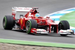 F1, Gran Premio Germania: vince la Ferrari con Fernando Alonso