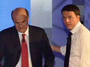 Primarie PD: stravince Bersani con il 60 per cento, Renzi ammette la sconfitta