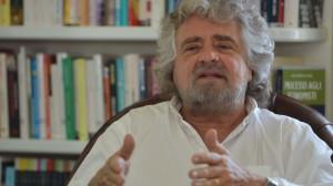 """Beppe Grillo: """"Il Movimento 5 Stelle non è di sinistra e neppure di destra"""""""
