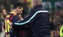Barcellona, nuovo infortunio per Messi: almeno due mesi di stop