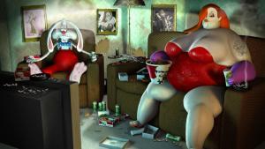 """""""Where are they now"""": i cartoon anni '80 tra depressione e obesità"""