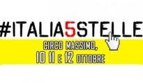 Movimento 5 Stelle: al via Italia5Stelle al Circo Massimo [scaletta]