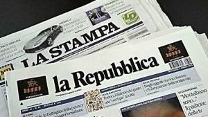 """Stampa-Repubblica, Luca Telese: """"Si indebolisce l'ecosistema dell'informazione"""""""