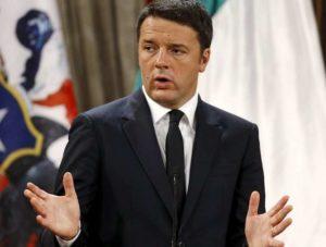 """Referendum sulle trivelle, Renzi: """"Ha perso chi ha proposto il referendum"""""""