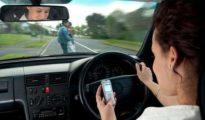 Incidenti stradali negli Usa: dopo l'alcoltest, arriva lo smartphonetest