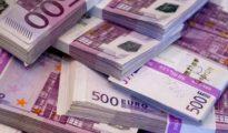 Stop all'emissione dalla Bce della banconota da 500 euro, eliminata dal 2018