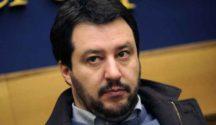 """Matteo Salvini su Napolitano: """"A una certa età uno dovrebbe godersi la sua ricca pensione"""""""