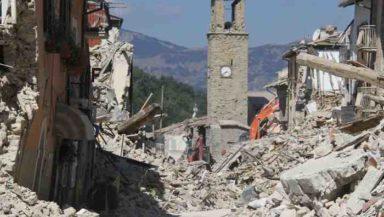 """Terremoto, sindaco di Amatrice: """"Ormai non può accadere nulla di peggio del 24 agosto"""""""