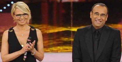 """Sanremo 2017, Maria De Filippi alla conduzione? Arriva la smentita: """"Scoop immaginario"""""""