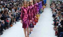 London Fashion Week 2017: abiti, accessori e make-up bizzarri e originali sulle passerelle