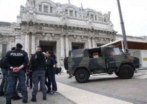 """L'esperto antiterrorismo Lombardi: """"L'aggressione alla stazione di Milano è terrorismo"""""""