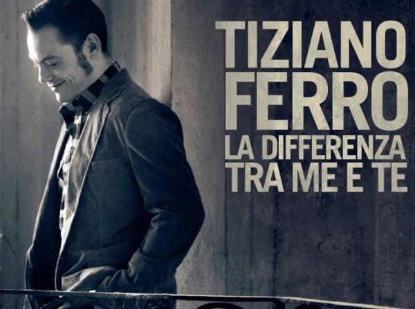 """Tiziano Ferro torna con """"La differenza tra me e te"""""""