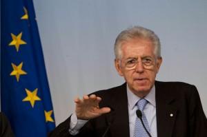 Mario Monti: Eravamo arrivati sull'orlo del burrone