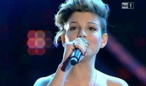 Sanremo 2012, Emma è la vincitrice della 62esima edizione del Festival