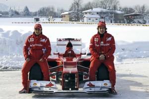 F1, Ferrari 2012: presentata la nuova monoposto, foto e video