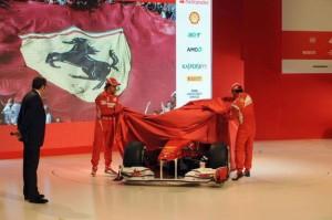 F2012, Alonso e Massa presentano in diretta web