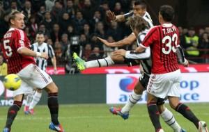 Milan-Juventus 1-1: lite Conte-Galliani, Berlusconi partita falsata
