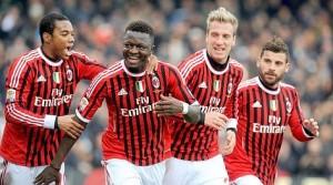 Il Milan vince a Cesena 3-1 e torna in testa, sabato prossimo Milan-Juventus