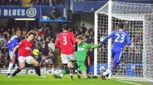 Calcio estero, super rimonta del Manchester U. in casa del Chelsea