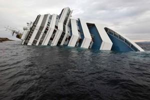 Costa Concordia, Napolitano: rammarico per le responsabilità italiane