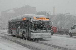 Neve su Roma, 03-febbraio-2012