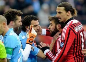 Milan, Ibrahimovic: per il giudice sportivo sono 3 i turni di squalifica