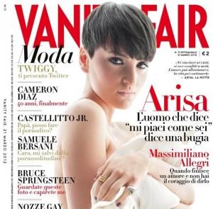 Arisa su Vanity Fair: faccio tanto l'amore