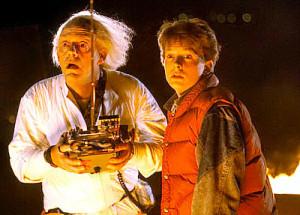 Marty McFly e Doc