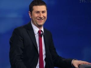 """Sanremo 2013, Fabio Fazio: """"Voglio fare un Sanremo molto allegro e leggero"""""""