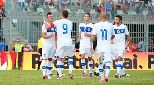 Under 21 batte 7-0 il Liechtenstein e approda ai playoff di Euro 2013