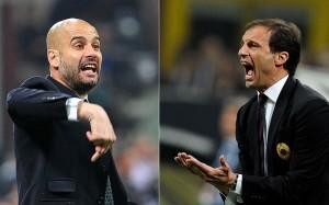 """Guardiola al Milan: """"Non si sa mai, ma non quest'anno..."""""""