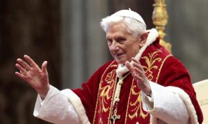 Papa Benedetto XVI lascerà il pontificato il 28 febbraio 2013