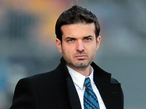 """Andrea Stramaccioni: """"Assegnato un rigore inesistente al Cagliari"""""""