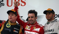 F1 2013, GP Cina: vince la Ferrari con Alonso, 2° Raikkonen [interviste e classifiche]