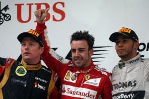 F1 2013, GP Cina: vince la Ferrari con Alonso, 2° Raikkonen [interviste e classifiche]