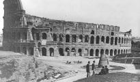 """Mussolini recitò in """"The Eternal City"""", film prodotto da un ebreo"""