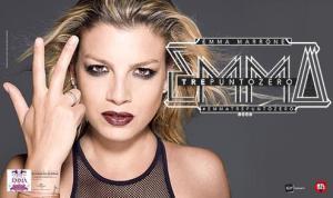 Emma durante le prove del nuovo tour: intervista esclusiva di 'Verissimo'