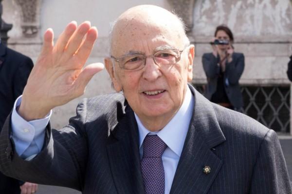 """Napolitano sull'Italicum: """"Non disfate quello che è stato costruito"""""""