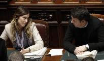 """L'Italicum incassa la prima fiducia: 352 sì, 207 no. Nel Pd 38 """"ribelli"""""""