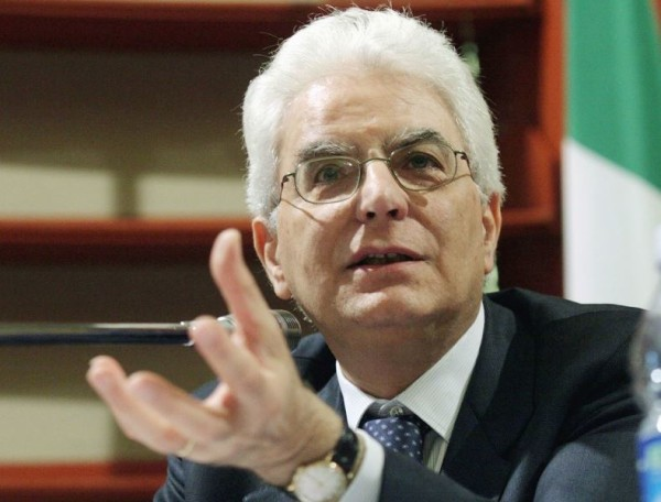 """Sergio Mattarella sugli effetti del Jobs Act: """"Dati confortanti"""""""
