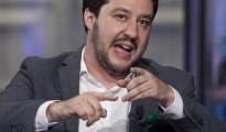 Matteo Salvini invita Berlusconi a ritirarsi dalla politica