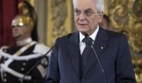 """Disoccupazione, presidente Sergio Mattarella: """"Ferita lacerante"""""""