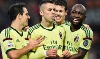 Milan batte Udinese 2-0 e sale al quinto posto, Juventus-Torino 2-1