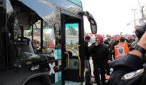 Gerusalemme, bomba esplode su un bus: 21 feriti, due sono gravi