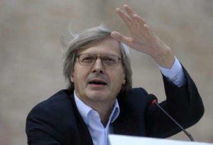 """Chiusura Villa Piccolo per 50cent, Vittorio Sgarbi: """"La burocrazia è peggio della mafia"""""""