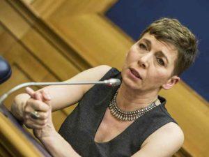 """Ex presidente della Camera, Irene Pivetti: """"Roma ha bisogno di qualche milanese"""""""